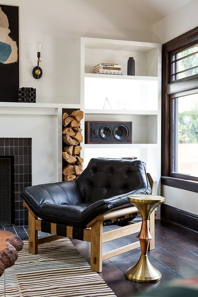 interior design of bungalow houses%0A Bungalow Upgrade  A Craftsman House Orchestrated for a Hollywood Composer   Remodelista  Sourcebook for the Considered Home
