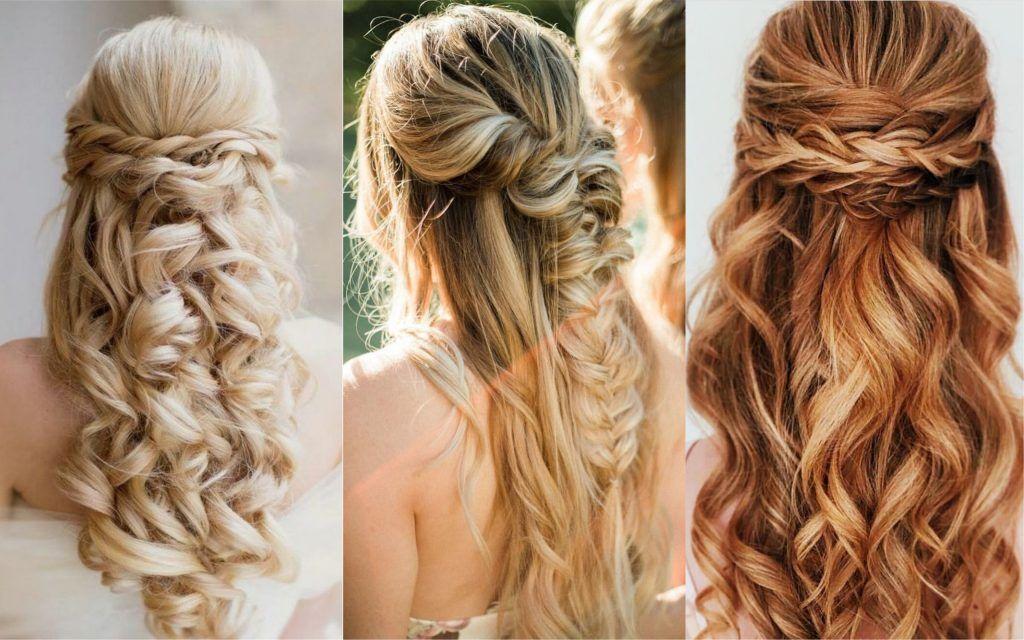 Peinados Para Bodas 77 Hermosas Ideas Para Novias E Invitadas Fotos Peinados Para Boda Peinados De Novia Semirecogidos Y Peinados Para Boda Invitadas