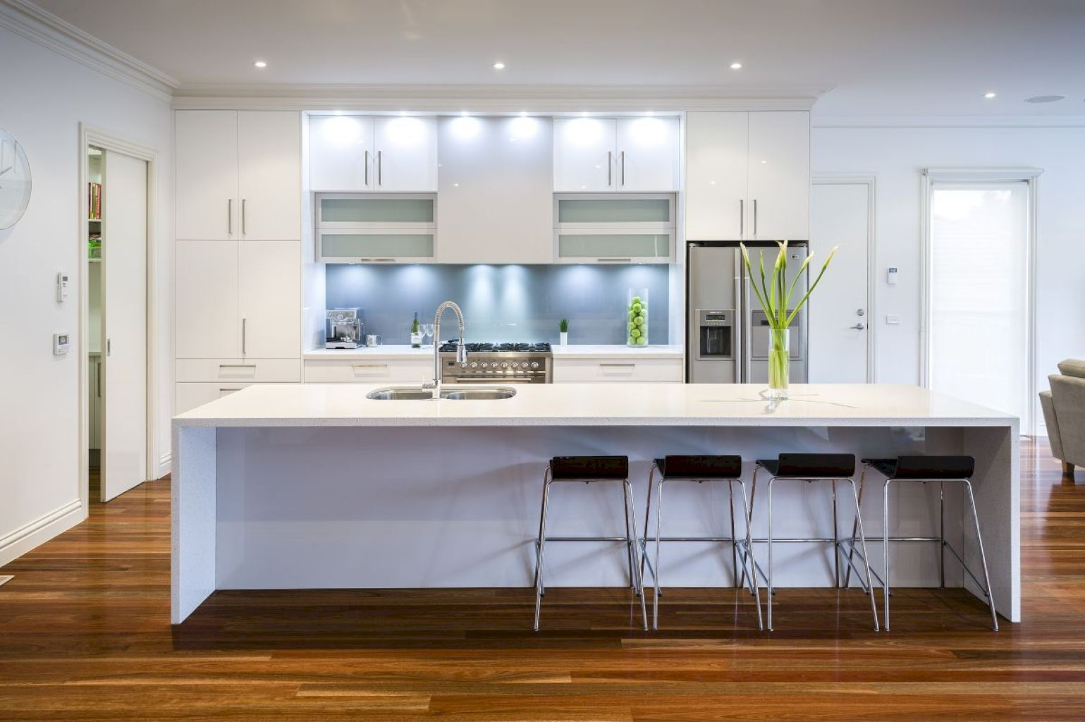 45 Modern Contemporary Kitchen Ideas HomeyLifecom