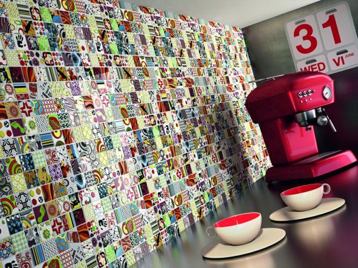 wanddeko küche küchendekoration dekotipps küche Küche - küchen wand deko