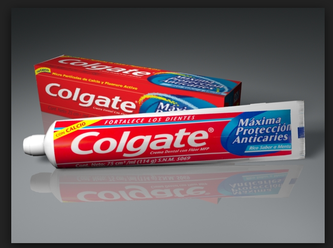 Photo Of A Product You Use Everyday In Its Original Packaging