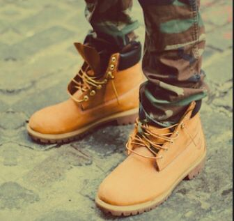 Can never go wrong with a pair'ah Tims