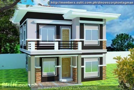 Best 4 Bedrooms And 2 T B Floor Area 110 Sq Mtr Contract Price 400 x 300