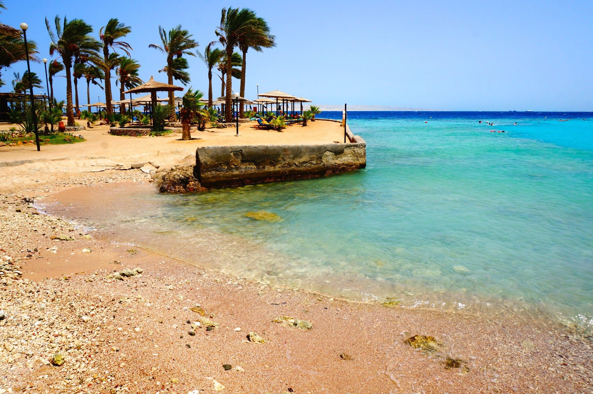 Beautiful Hurghada Red sea resorts are an excellent deal and value in Egypt This is Bel