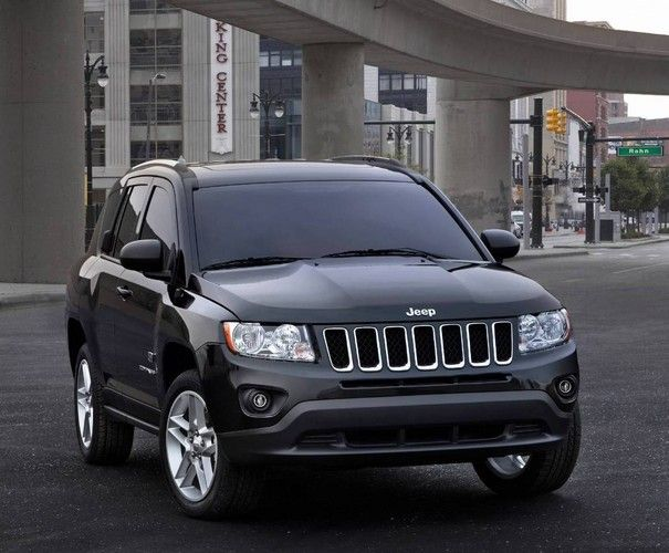 2013 Jeep Compass Black Carros Auto