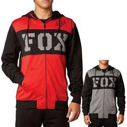 2013 Fox Racing Strike Casual Adult Cold Weather Pullover Sweatshirt Hoody