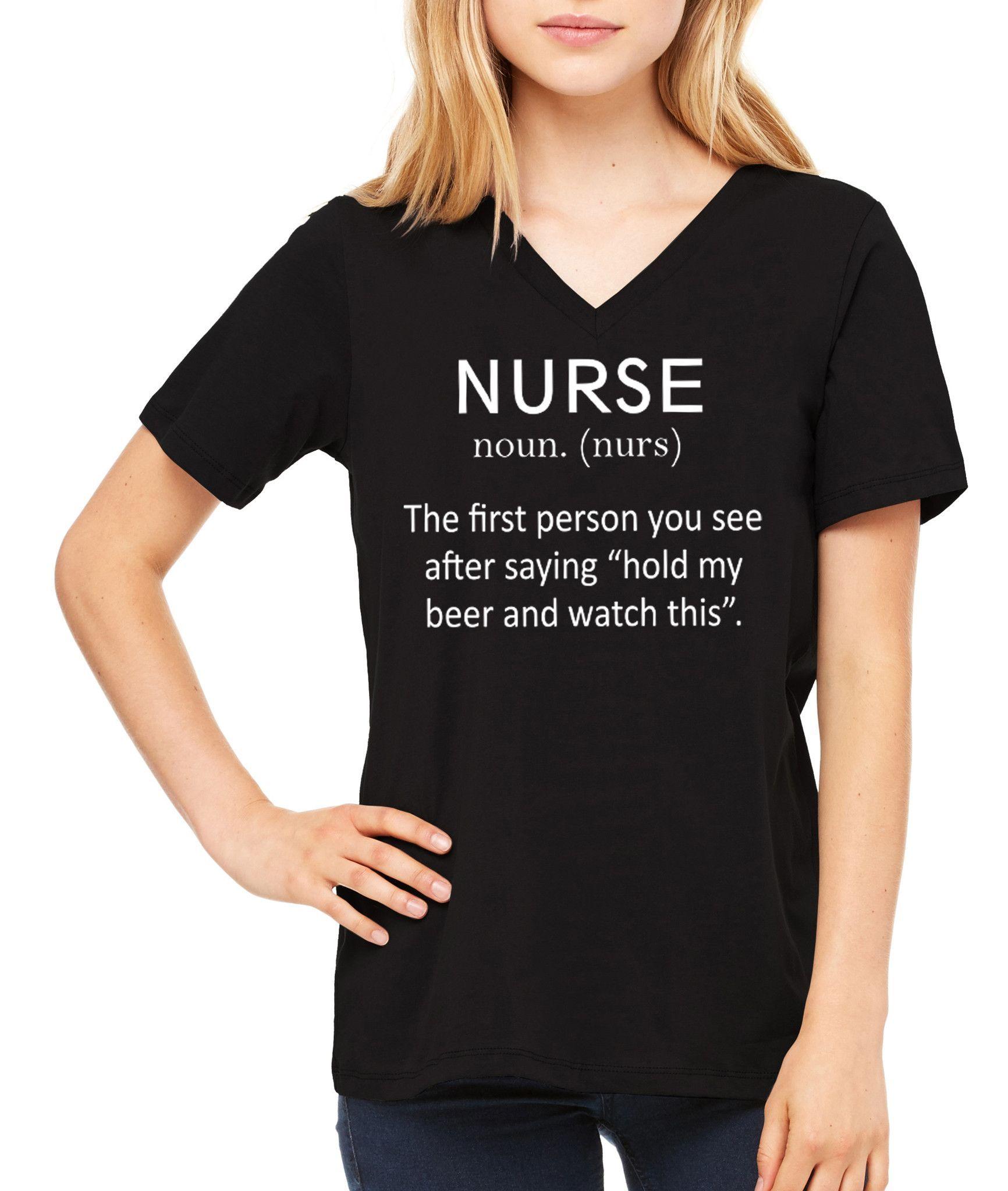 I am a Nurse TShirt, Vneck, Tank Top (Woman Sizes) Tank
