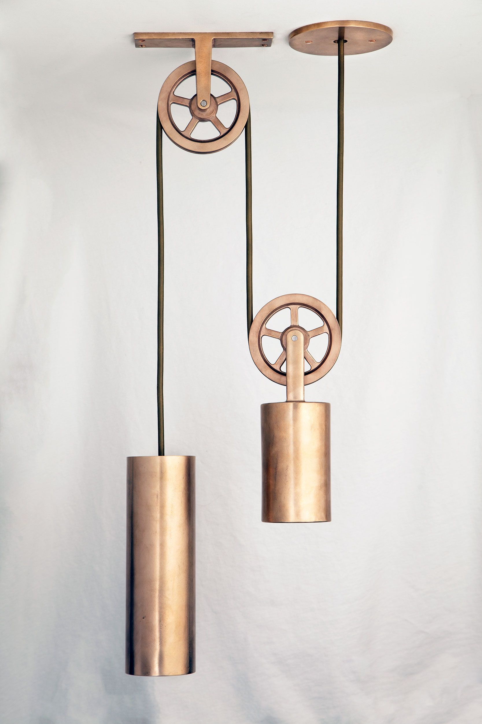 pend 2000 pendant pulley light lighting pulley light sun valley rh pinterest com