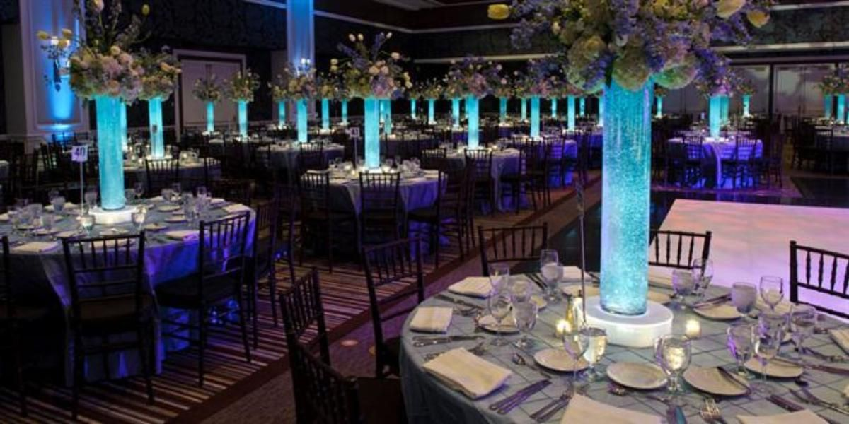 wedding reception venues cost%0A The Fairmont San Jose Weddings   Get Prices for South Bay Wedding Venues in  San Jose
