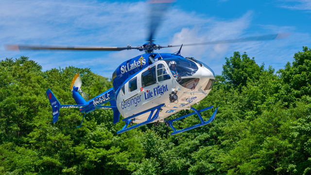 Geisinger Life Flight Implement WinAir Digital Signatures