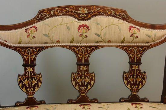 Superb Edwardian Era Furniture