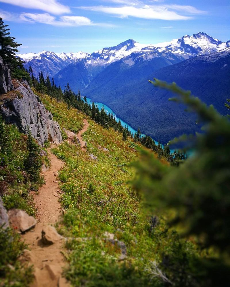 Best Backpacking Trips In British Columbia: Whistler Top 5 Hikes, British Columbia, Canada