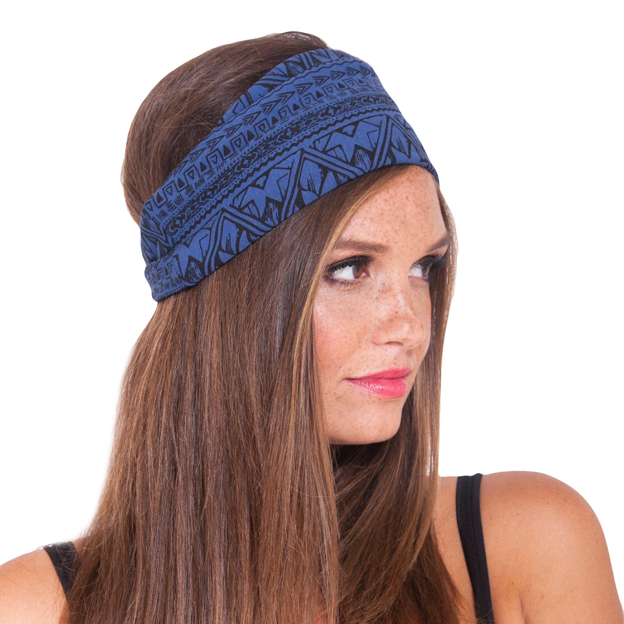 Organic tribal fleecelined headband products pinterest nepal