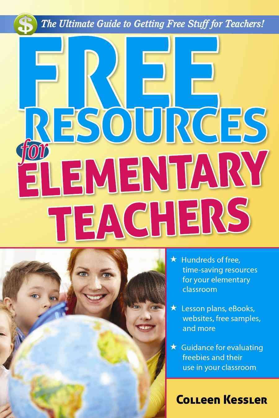 free resources for elementary teachers paperback ed