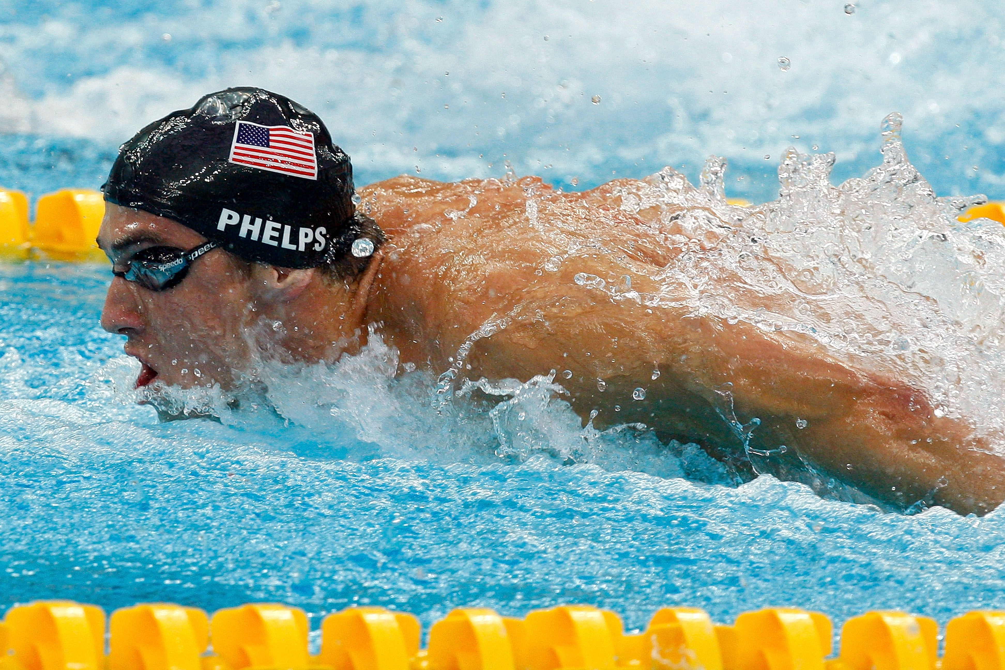 olympic swimming michael phelps photo by cameron spencergetty images