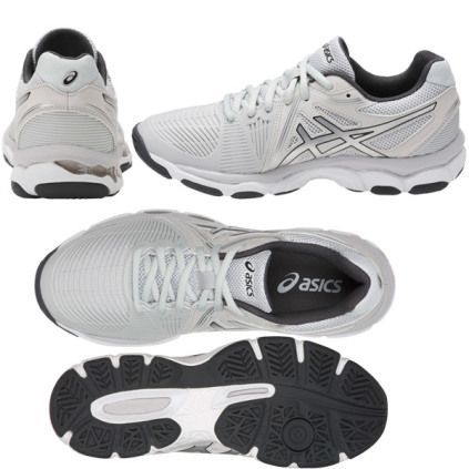 official photos 78a96 d4e06 ASICS Womens Gel-Netburner Ballistic Mizuno Volleyball, Volleyball Shoes, Women  Volleyball, Nike