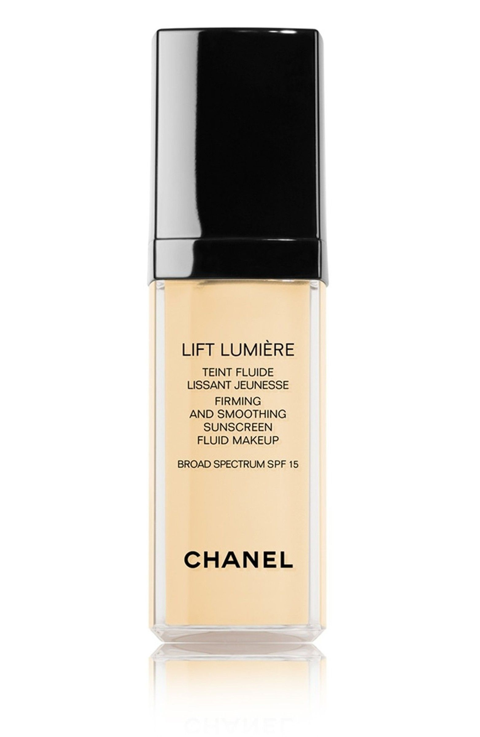 CHANEL LIFT LUMIÈRE Firming & Smoothing Sunscreen Fluid