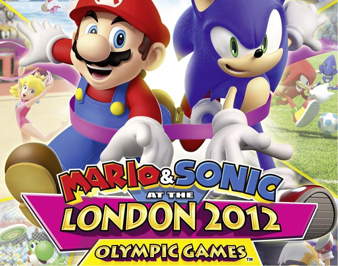 mario and sonic at the olympic games london 2012 Google