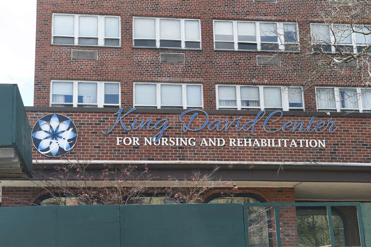 Lawmakers blast Brooklyn nursing home operator tied to de