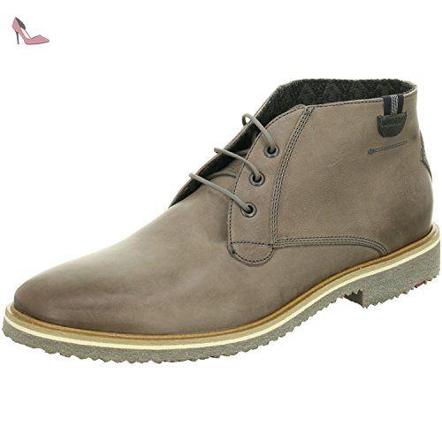Varus Gore-tex, Desert Boots Homme - Gris - Grau (Lava/Schwarz)Lloyd