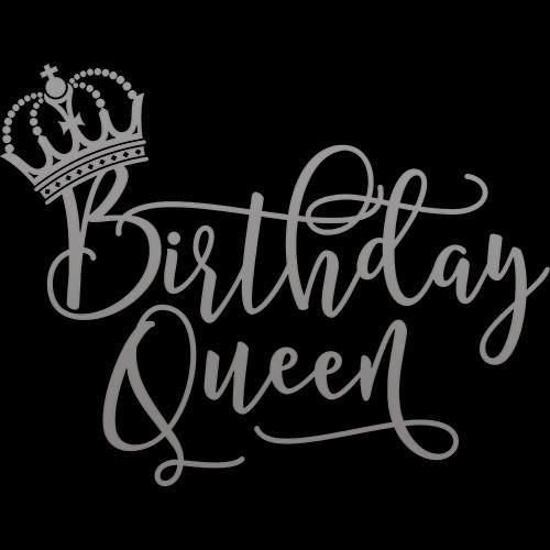 Birthday Queen Happy Birthday Pinterest Birthday Wishes Happy