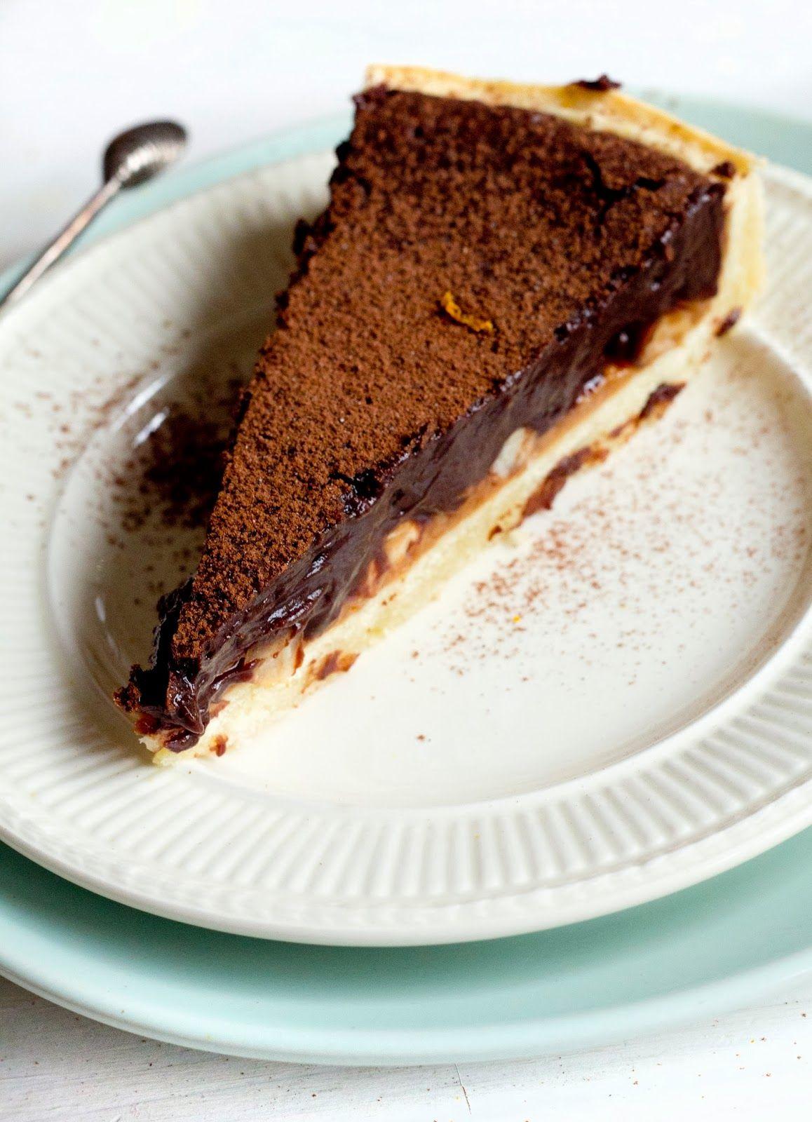 DOORSPITTEN: Recept   Mexicaanse mole chocoladetaart