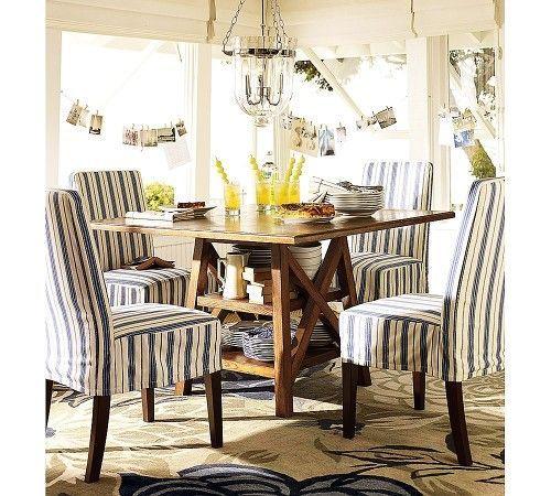 Resultado de imagem para forros para sillas de comedor | costura ...