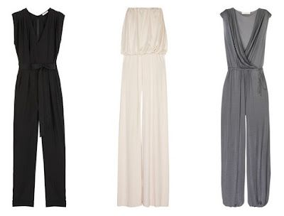 Simple jumpsuits (Jersey)