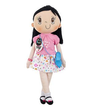 Love this Bia Doll by My Friend Huggles on #zulily! #zulilyfinds