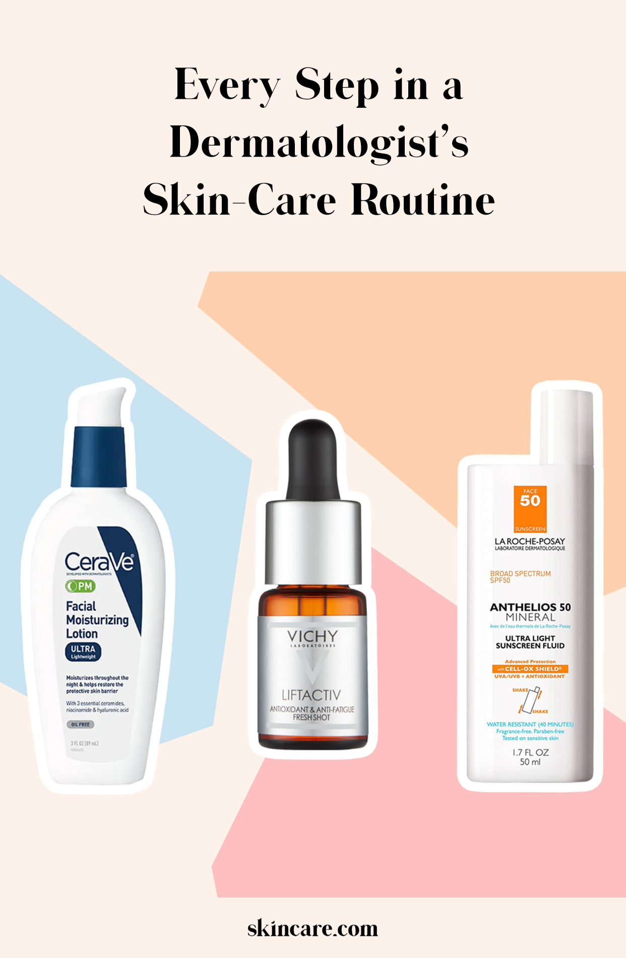 Dermatologist Morning Skin Care Routine Skincare Com By L Oreal Dermatologist Skin Care Routine Morning Skin Care Routine Skin Care Routine