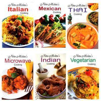 nita metha cookbooks Case of 108