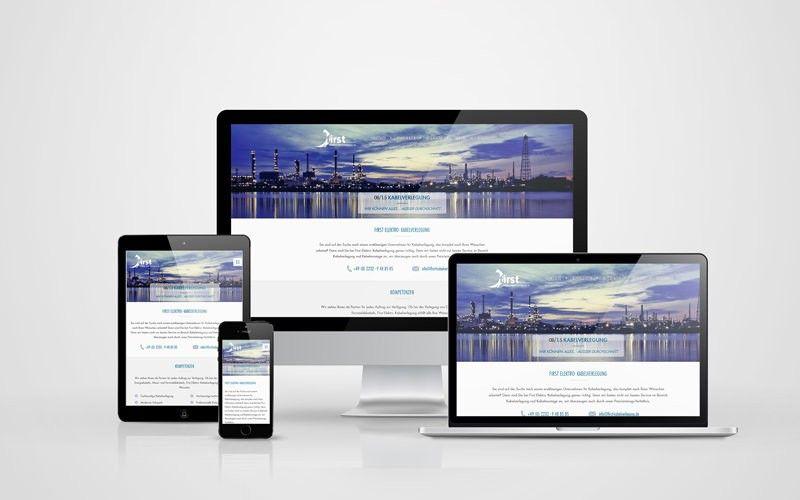 Great Responsive Webdesign. pixelkultur.net