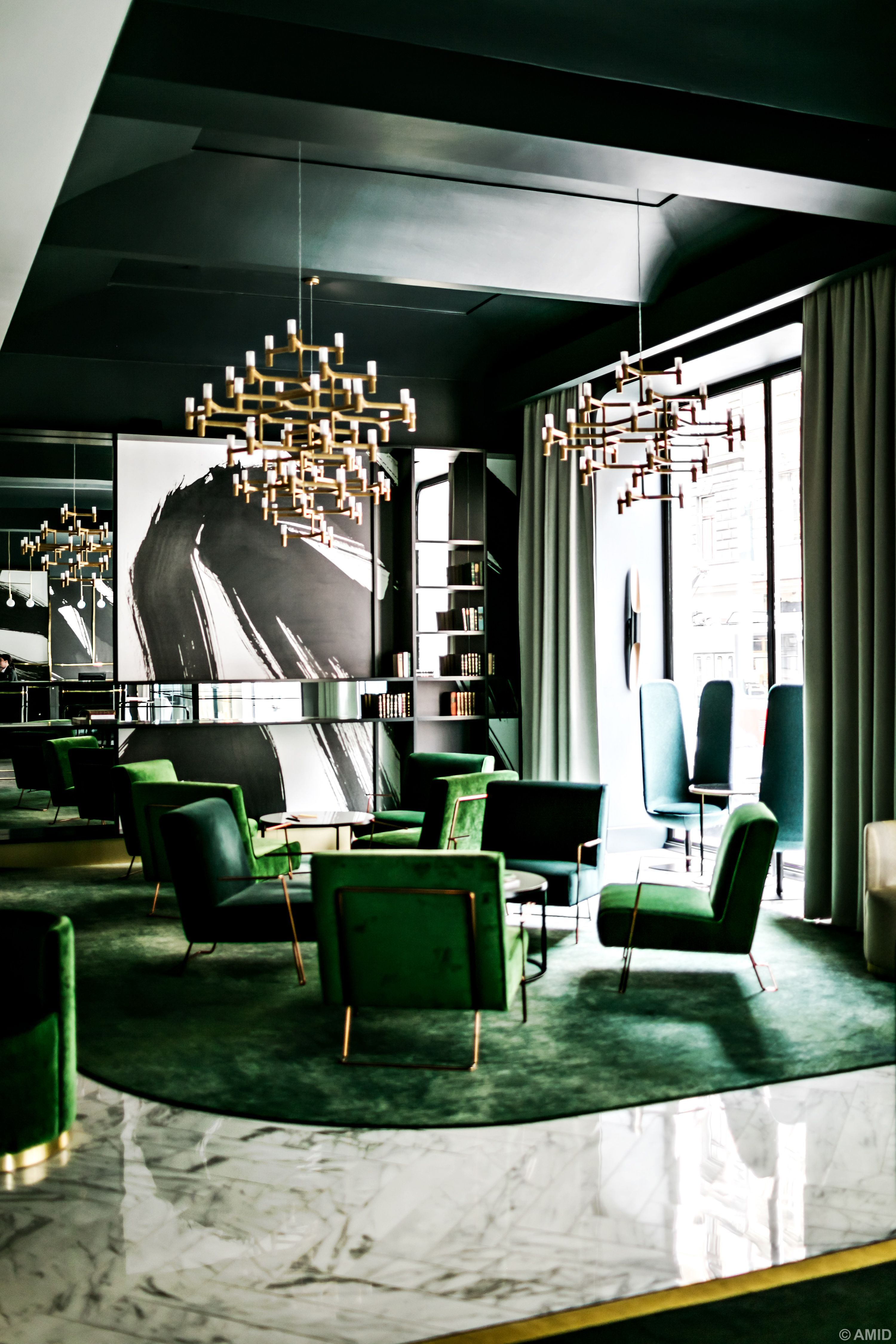 Order Now The Best Green Interior Design Inspiration For Your Project At Http