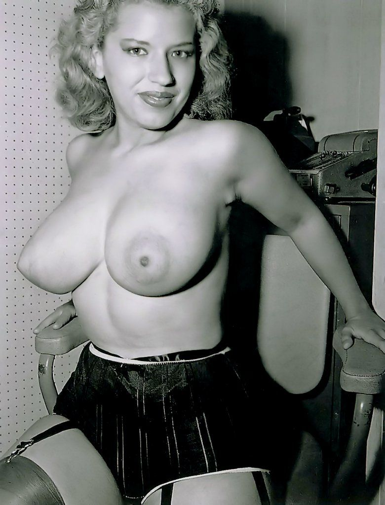 1950 classic big tits 4