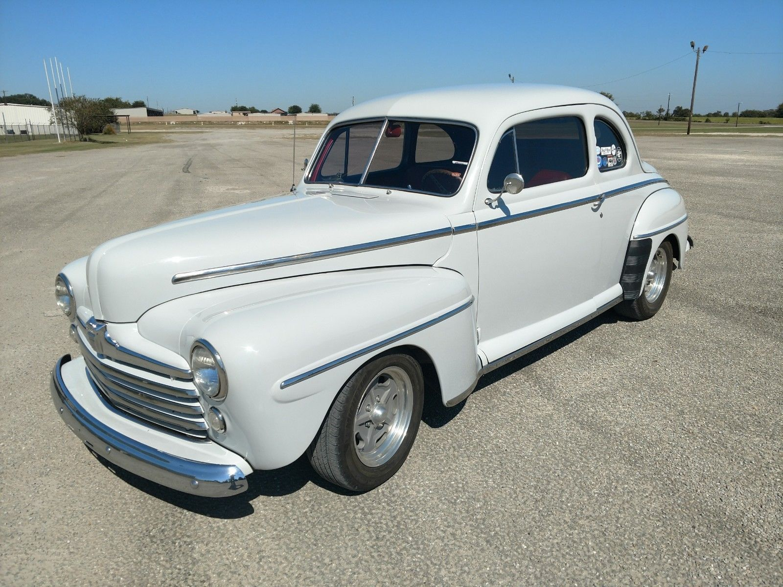Awesome Great 1948 Ford Other Deluxe 1948 Ford Deluxe Coupe