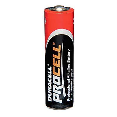Duracell Procell Aa Alkaline Battery Alkaline Battery Duracell Alkaline