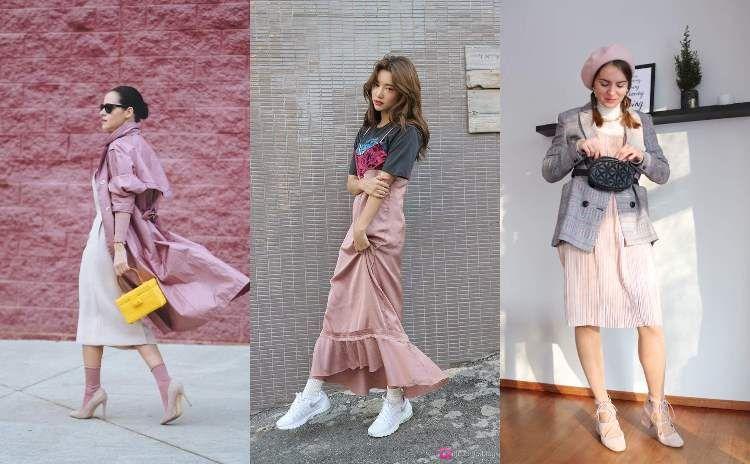 Welche Farbe Passt Zu Altrosa Nutzliche Styling Tipps Und Coole Outfit Ideen In 2020 Altrosa Outfits Osternest Basteln Basteln Mit Tontopfen