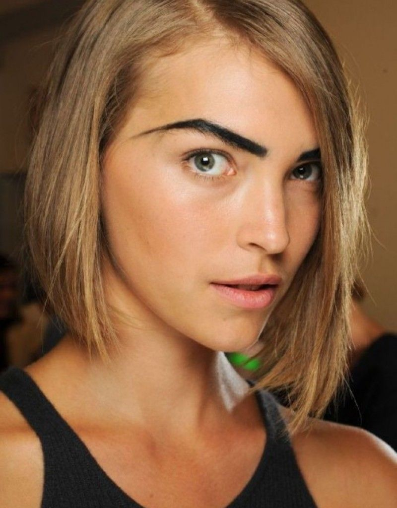 short hairstyles for thin hair with oval face   girly stuff