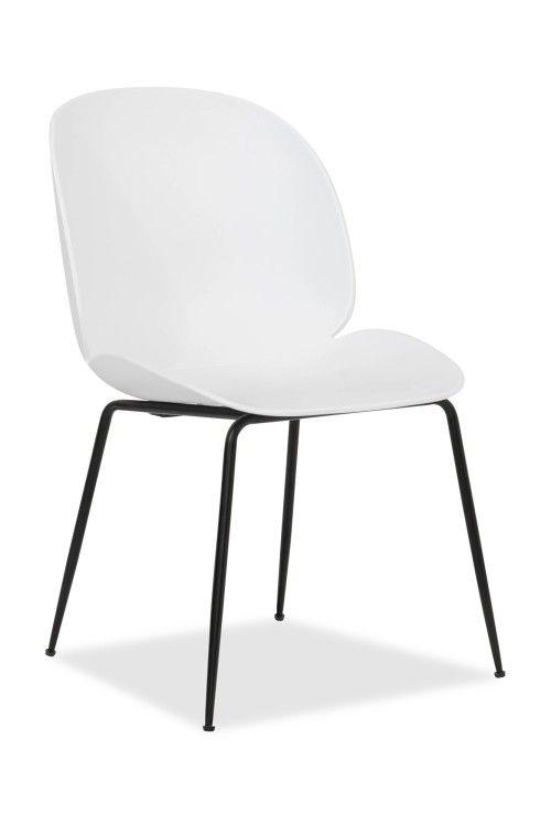 Beetle Chair Replica (White) | Furniture & Home Décor ...