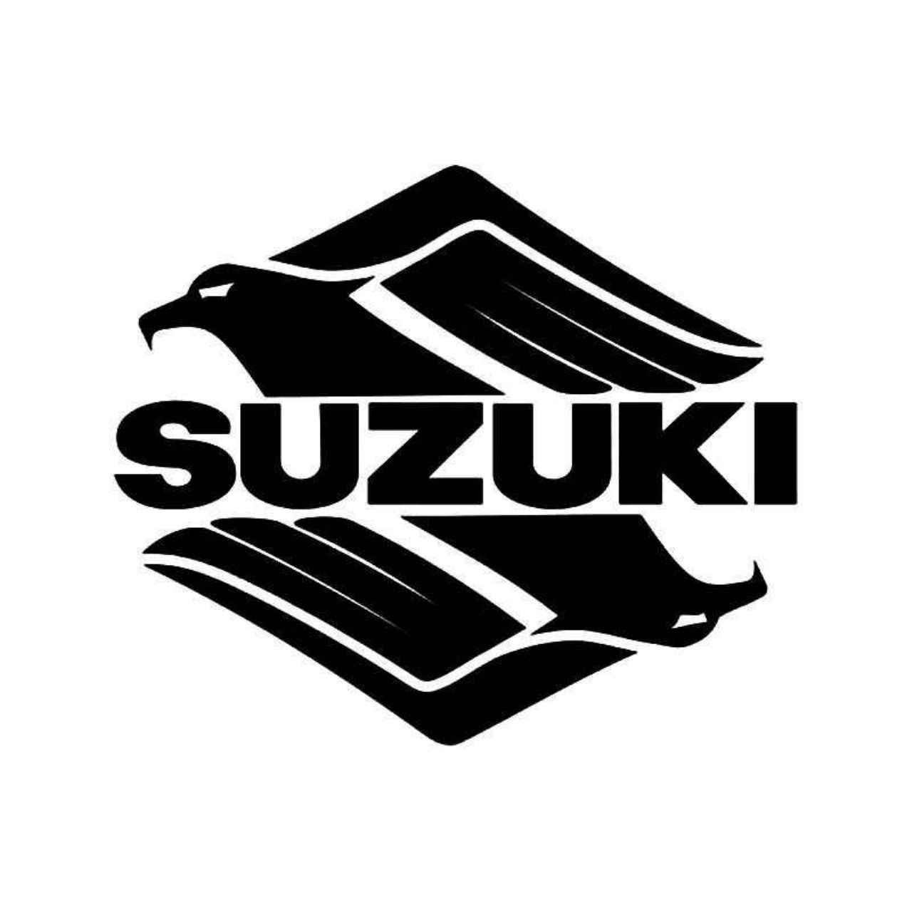 Bicycle design · suzuki intruder motorcycle vinyl decal sticker ballzbeatz com garage logo oldschool scrambler