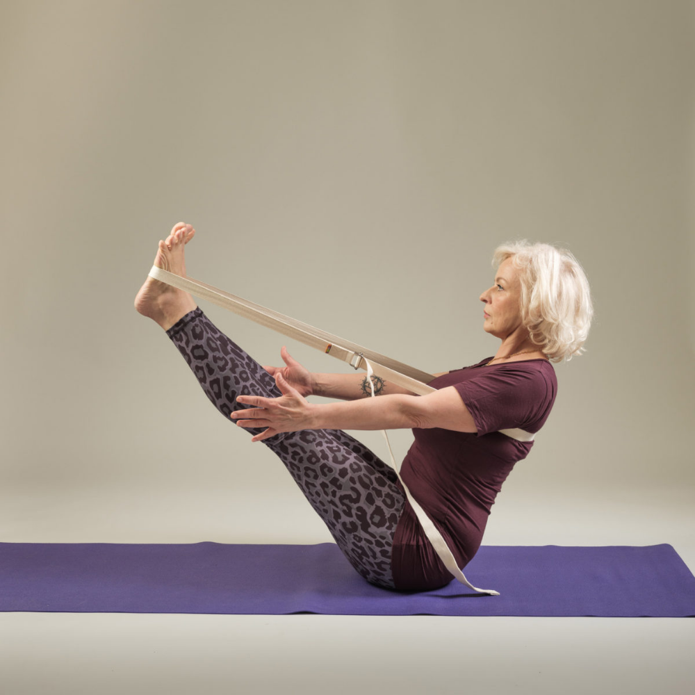 Yogamatters Yoga Mat Strap Mat Carrier /& Yoga Belt in One