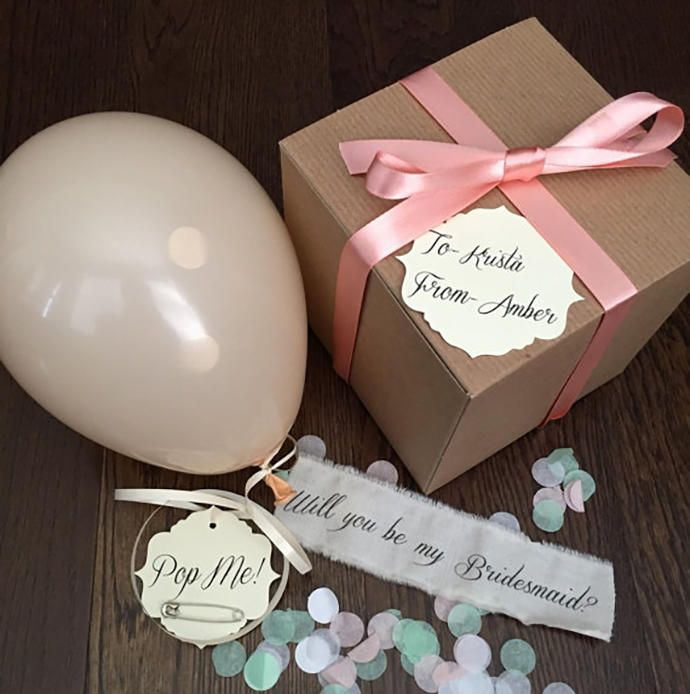 11 Delivery Services To Help Propose To Your Bridesmaids