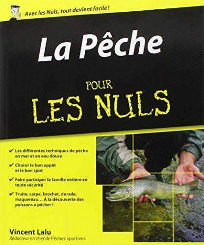 Telecharger Gratuits La Pêche Pour les Nuls ePub, PDF