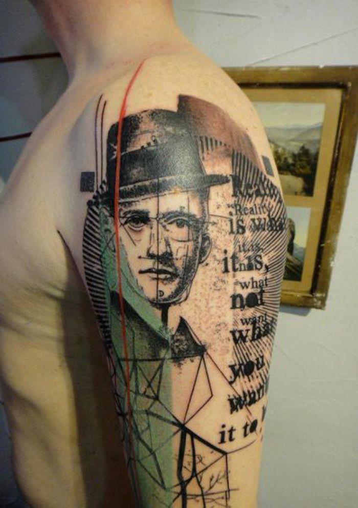 Crazy New Tattoo Styles Photoshop Tattoo Tattoos Xoil Tattoos