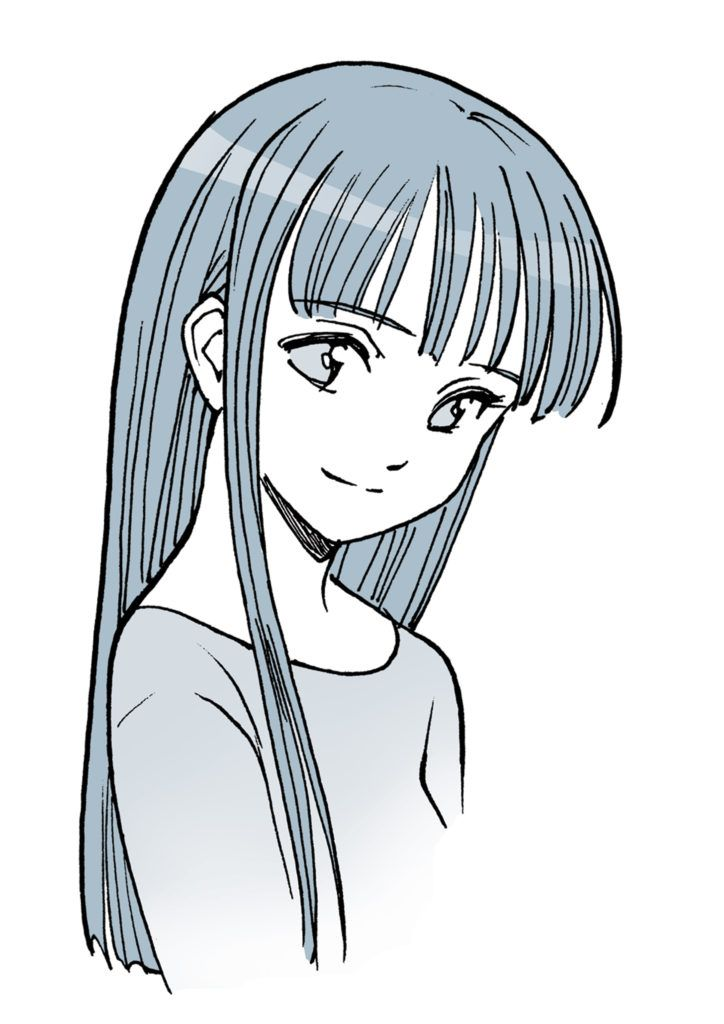 Anime Hair Manga Hair How To Draw Straight Hair Manga Hair How To Draw Anime Hair Drawing Anime Bodies