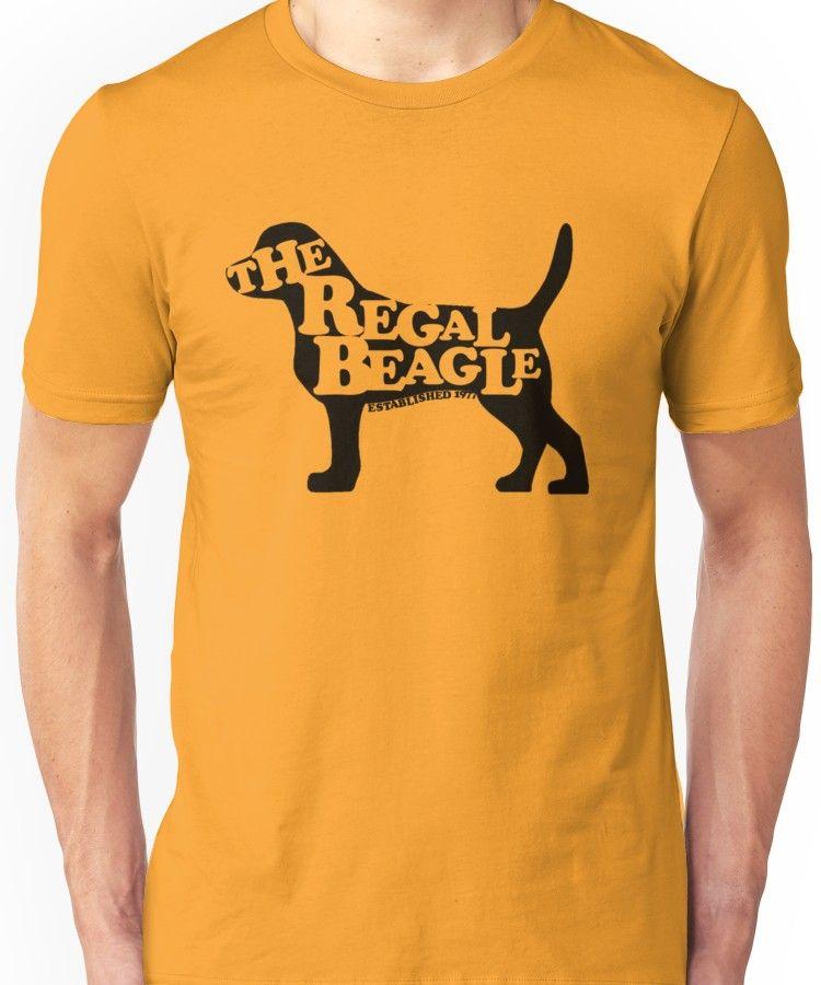 Three S Company The Regal Beagle Slim Fit T Shirt Shirts