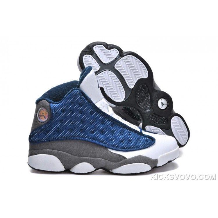 6c4d4c8a297eda Air Jordan 13 3D Eyes Dark Blue at kicksvovo.com