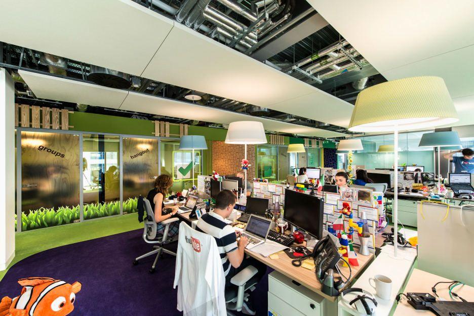 google office interior dublin office space pinterest
