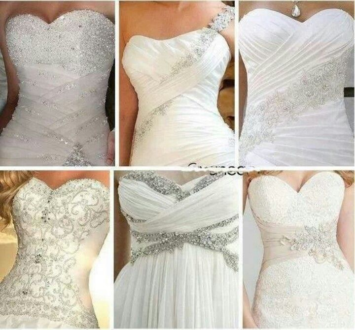 Different Types Of Cute Wedding Dress Tops