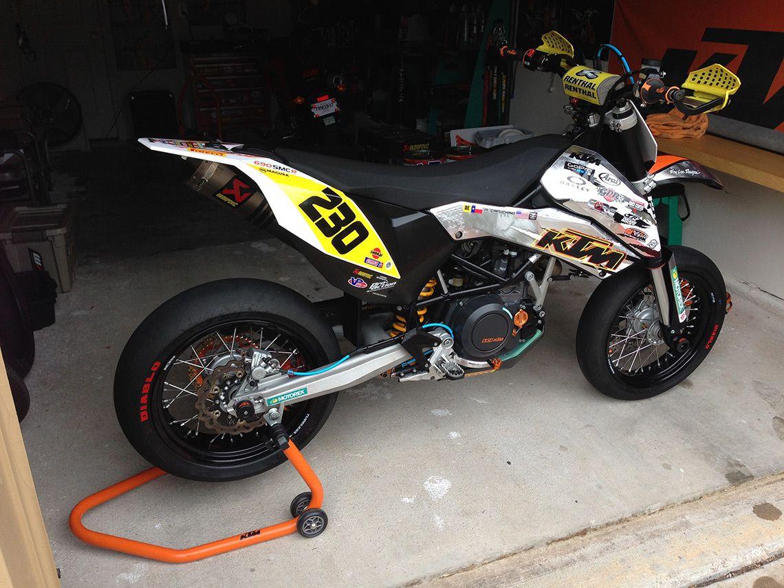 Supermoto ktm 690 stunt concept bikemotorcycletuned car tuning car - Cars Http Derestricted Com Motorcycles Custom Tuned Ktm